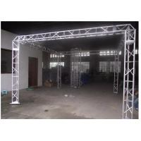 Ball Joint Aluminum Triangle Stage Truss Rigging Anti - Rust For Trade Shows