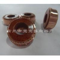 Quality High  Hardness 37 Segment Commutator , DC Motor Commutator CE Approved for sale