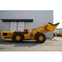 Quality Load Haul Dump Diesel Underground LHD Machine For Transporting Excavated Rock for sale