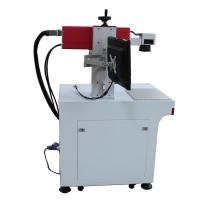 Quality Mopa Green UV Laser Marking Machine / Co2 Laser Marking Machine On Wood Plastic for sale