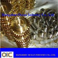 High Precision Transmission Spare Parts Spider Gear Shaft / Miter Gear for sale