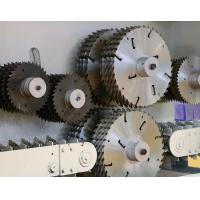 China 200mm Gang Rip Saw Blades , Professional Table Saw Blades Precise Segment Size on sale