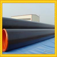 Best API5L ERW/SAW/SMLS steel line pipe with 3PE coating in large stock wholesale