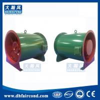 DHF HTF fire protection ventilation fans Fire-fighting smoke exhaust axial flow