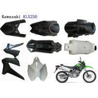 Quality Kawasaki Klx250 Plastic Motorcycle Kits , Motorcycle Body Cover ABS Plastic Material for sale