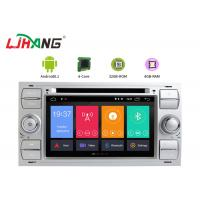 Quality 32GB ROM Ford F150 Dvd Player , Steering Wheel Control Double Din Radio With Gps for sale
