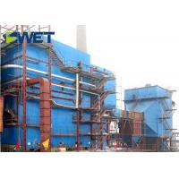 Quality 4t / H Automatic Control Waste Heat Boiler Flue Type For Hazardous Waste Incineration for sale