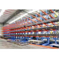Quality Long Arm Warehouse Cantilever Racking Systems Double &Single Side Hanging Shelving for sale