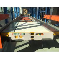 Quality Powder Coating Radio Shuttle Racking System High Positioning Accuracy ISO9001 for sale
