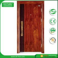 Hot Sale Exterior Metal Door Steel Security Door with Low Price