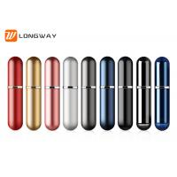 Quality Cosmetic Packaging Refillable Perfume Spray Bottle ISO9001 SGS Approval for sale