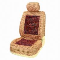 Wooden Bead Car Seat Cover Images
