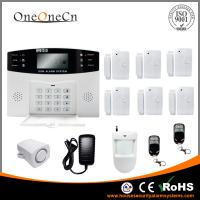 Quality Multi Languages GSM Security Alarm System Door / Window Contact for sale
