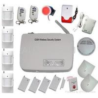 China GSM alarm with SMS and remote controling function (AF-GSM1) on sale