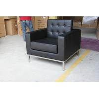 Buy Replica Designer furniture Leather Florence Knoll Sofa at wholesale prices