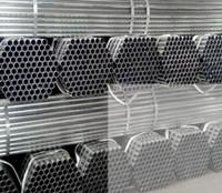 Quality GP 13655 ERW Welded Q235 Low Carbon Steel Tube Hot Dip Galvanized Tube for sale