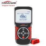 Quality KONNWEI KW820 mut ii diagnostic tool auto diagnostic tool scaner car diagnostic scanner for sale