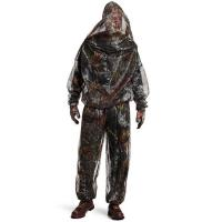 Quality Lightweight Camouflage hunting suit Mesh Suit Mesh Camo Suit with Gloves for sale