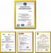Tianjin Tanggu Tianshun Valve Co., Ltd Certifications