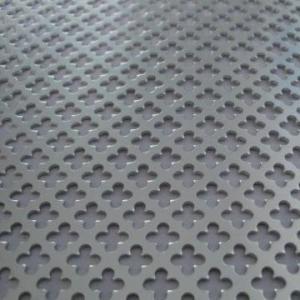 Quality black decorative aluminum metal tables cloth for sale