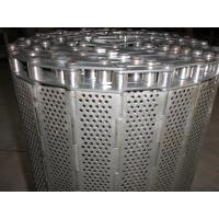Quality SS wire mesh belts CHAINWEAVE CONVEYOR BELTS Chain Driven Wire Mesh Conveyor Belts for sale