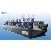 Quality BELI 76G High Frequency Pipe Welding Line / Straight Seam Tube Welding Mill for sale