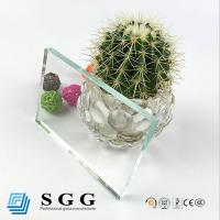 Quality Grade A high quality 5mm thick low iron float glass for sale
