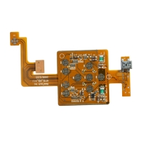 Quality Impedance Control 4 Layer 1OZ FPC PCB Assembly for sale