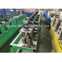 Buy cheap Light Steel Keel Ceiling Angle Stud And Track Roll Forming Machine 0.5-1.0mm from wholesalers
