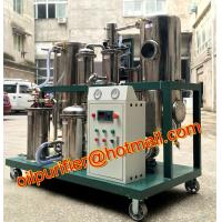 Quality Used cooking oil filtration treatment and vegetable oil recycling machine Residual Particles Oil Micro Filter decolor for sale