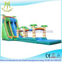 China Hansel High Quality Game Inflatable Slide ,Customized Giant Inflatable Slide For Sale on sale