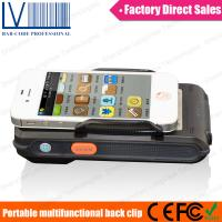 China 2014 NEW Mobile Bluetooth Handheld Portable Barcode and RFID Scanner for Phone on sale