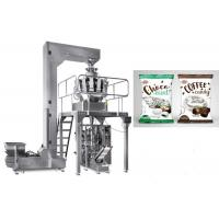 Quality High Accuracy Sugar Packaging Machine , Custer Automatic Packing Machine for sale