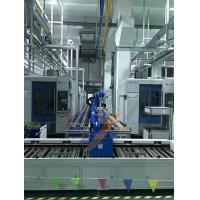 Flexible Long Stroke Robot Linear Track , Loading And Unloading Robot 7 Axis