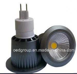 Quality 10W G8.5 LED PAR Light with COB LED, Aluminium Radiator and 60degree for sale