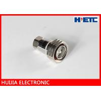 """Quality 1/2"""" Feeder Cable RF 7/16 DIN Straight Male Connector Telecommunication Components For Electronic Parts for sale"""