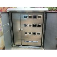 Quality Double Layers Door Electricity Meter Cabinets for sale