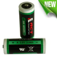 Buy cheap ACT A SIZE lithium battery ER18505 3.6v LiSOCl2 BATTERY from wholesalers
