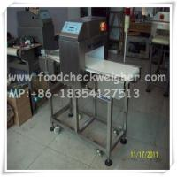Quality metal detector for hair care chemicals production line,chemical industry detect for sale