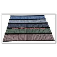 Quality Shingle Sand Coated Steel Roofing Tile New Building Material for Roof Cladding Project for sale