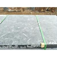 Quality Durable Unpolished Swimming Pool Coping Stones Blue Limestone Tiles And Slab for sale