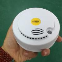 Quality Hot - selling 10 Years Use Life Photoelectric Smoke Detector with 10 Year Lithium Battery For Home Fire Security for sale