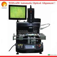 Quality FREATURES MODEL!!WDS-650 bga reballing station hot air laptop bga rework system for sale