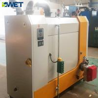 Buy cheap 500kg Small Water Tube Industrial Steam Boiler , Gas Fired Steam Generator from wholesalers