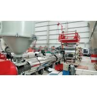 Buy luggage bag PC ABS Sheet Extruder Machine in Whole production line at wholesale prices