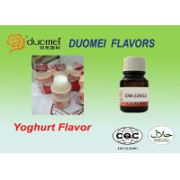Quality Synthetic Yoghurt Flavor Milk Flavour Powder For Yogurt Production for sale