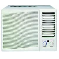 Buy 7000btu R410a window air conditioner mechanical control cool and heat with at wholesale prices