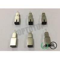 Quality SC UPC APC Metal Material Optical Fiber Attenuator WDM and DWDM systems channel balancing for sale