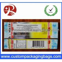Quality Recycle & Eco-friendly Plastic Food Packaging Bags For Ice Lolly for sale