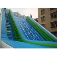 China High Commercial Inflatable Slide  Fireproof Anti Puncture Low Maintain For Party Event on sale